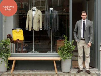 Trunk Clothiers of Marylebone