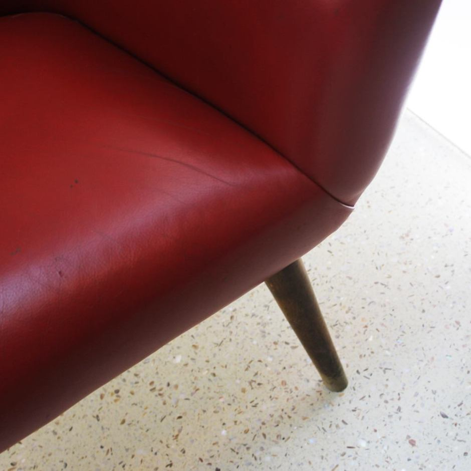Red Chair Assem Salam Architect Lebanon Beirut