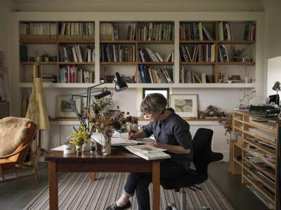 My favourite printmaker: Angie Lewin