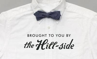 How to tie a bow tie by The Hill-Side