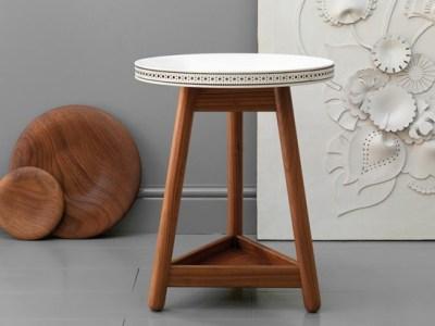Bethan Gray's Brogue table