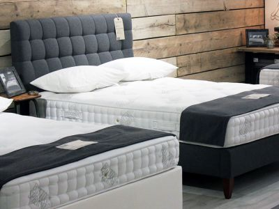 Button & Sprung's British-Made Mattresses
