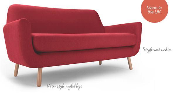 James Harrison Jonah Sofa Made
