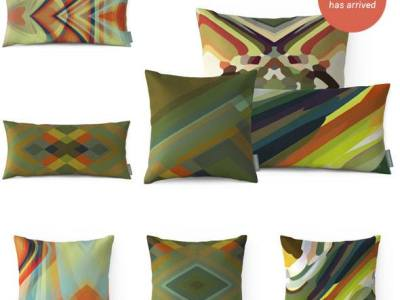 Parris Wakefield Additions: fabrics to get excited about