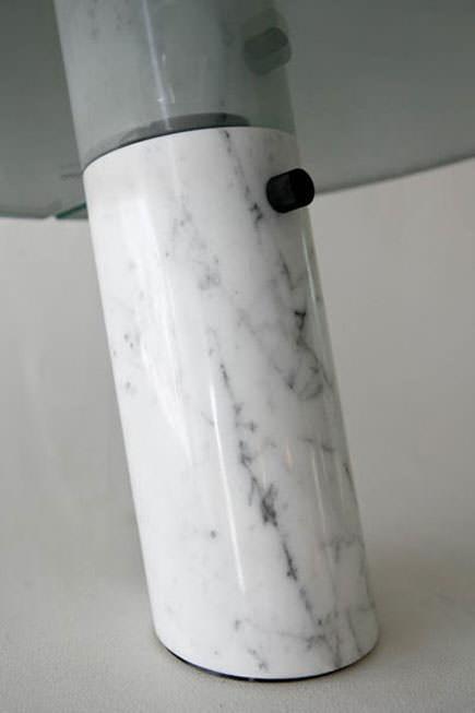 snoopy-flos-Castiglioni-marble-base