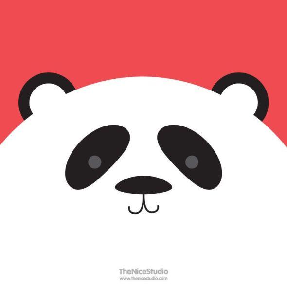 the nice studio big panda