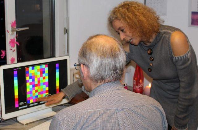 Faire le test des couleurs en chromothérapie