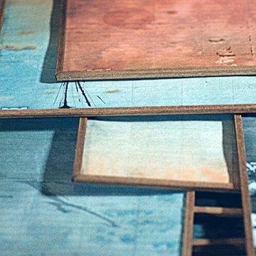 tableau polyptyque, illustrateur métier, illustrateur bordeaux, illustrateur indépendant, graphiste illustrateur, encre de chine, illustrateur métier, illustrateur bordeaux, illustrateur indépendant, graphiste illustrateur, encre de chine, dessin bateau, tableau décoratif mural, encre de chine, papier plié, polyptyque, L'Atelier Vagabond