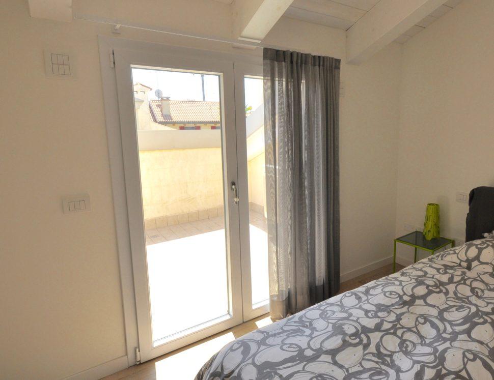 Atelier Veneto tende moderne per camera da letto