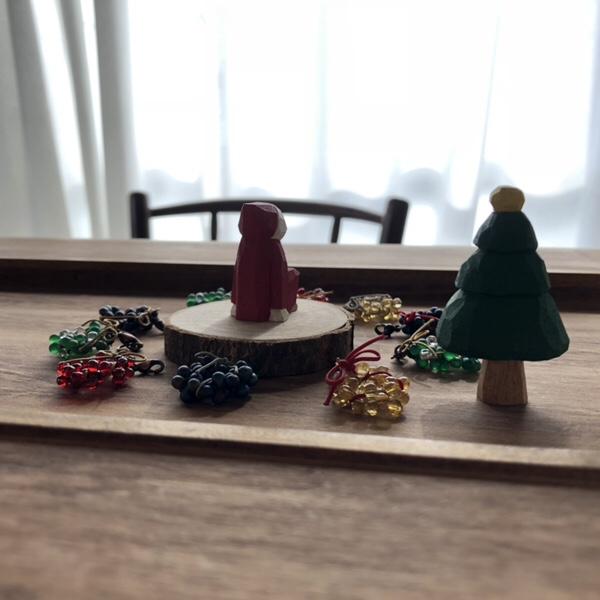 クリスマスリース、クリスマスマーケット天草、アトリエ・nest 、熊本