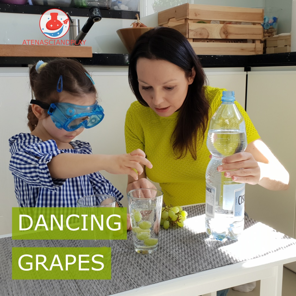 How to make dancing grapes?