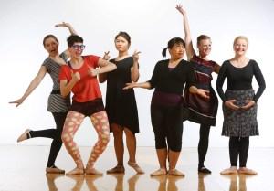 Danza classica adulti torino