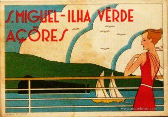 S. Miguel-Ilha Verde Açores «€5.00»