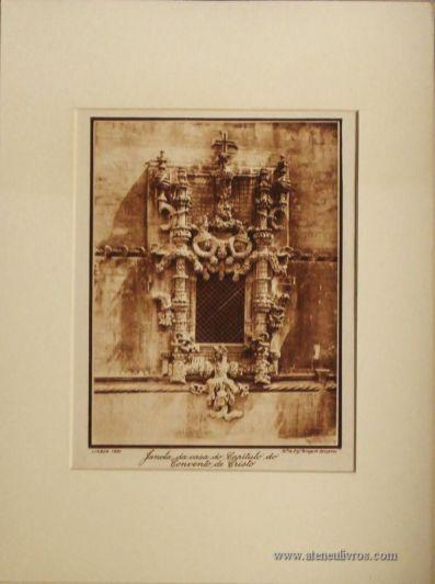 Janela da Casa do Capitulo do Convento de Cristo «€20.00»