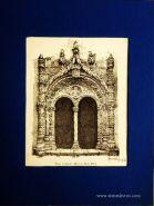 Viana do Castelo - Porta da Igreja Matriz «€15.00»