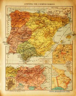 A Espanha Sob o Domínio Romano «€5.00»