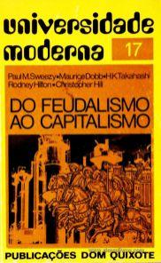 Do Feudalismo ao Capitalismo «€5.00»
