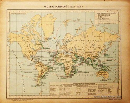 O Mundo Português (1400-1600) «€5.00»