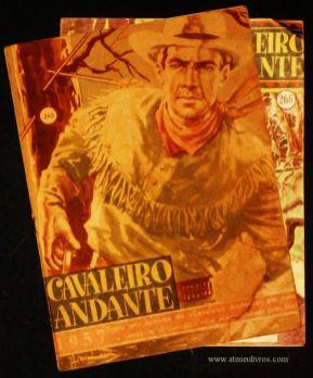 Cavaleiro Andante nº 262, 266 - Cada - «€5.00»