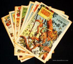 Cavaleiro Andante nº190, 191, 192, 195, 196, 197, 199 - Cada - «€5.00»