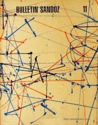 Bulletin Sandoz nº 11 - 1968 «€15.00»