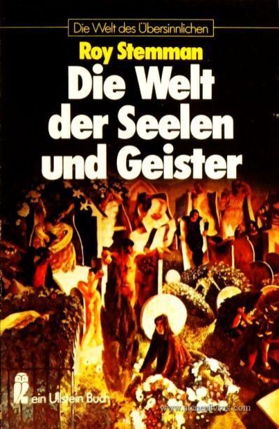 Roy Stemman – Die Welt Der Seelen Und Geister - Die Welt Des Übersinnlichen - «€5.00»