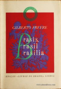 Gilberto Freyre - Brasis, Brasil, Brasilia «€5.00»
