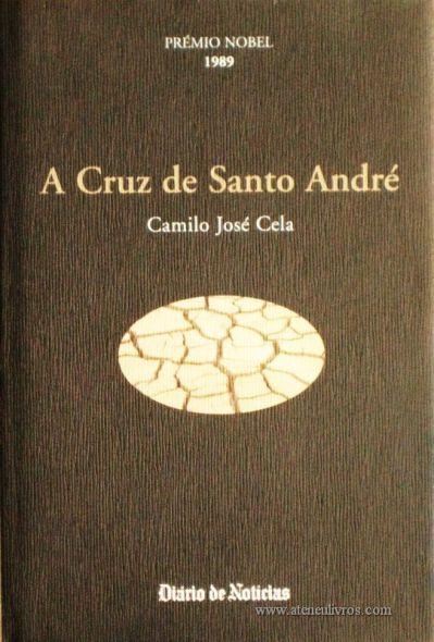 Camilo José Cela - A Cruz de Santo André «€5.00»