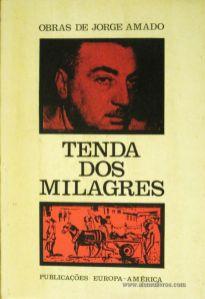 Jorge Amado - Tenda dos Milagres «€5.00»