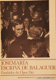 Boletim n.º 2 - Fundação do Opus Dei - 1977 - «€5.00»