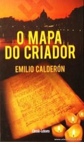Emilio Calderón - O Mapa do Criador «€10.00»