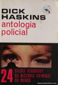 Dick Haskins - Antologia Policial «€5.00»