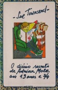 Sue Townsend - O Diario Secreto de Adrian Mole aos 13 Anos e 3/4 «€5.00»