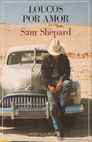 Sam Shepard - Loucos Por Amor «€5.00