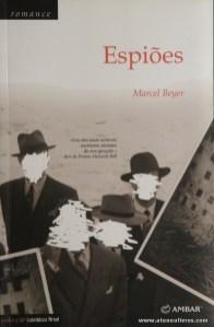 Marcel Beyer - Espiões «€10.00»