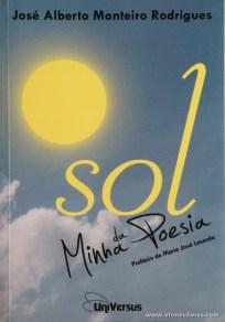 José Alberto Monteiro Rodrigues - Sol da Minha Poesia «€5.00»