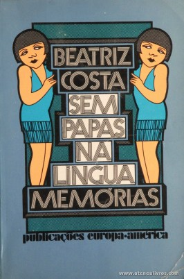 Beatriz Costa - Sem Papas na Língua «€5.00»