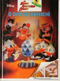 O Ovo de Chaperché «€5.00»