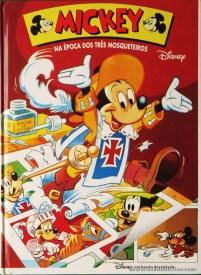 Mickey na Época dos três Mosqueteiros «€5.00»