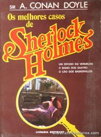 Sherlock Holmes - Sir A. Conan Doyle «€5.00»