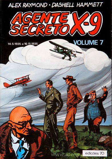 Agente Secreto X-9 - «€5.00»