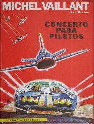 Michel Vaillant - Concerto Para Pilotos «€5.00»