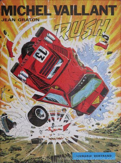 Michel Vaillant - Rush «€5.00»