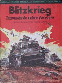 Blitzkrieg - Tempestade Sobre Varsóvia «€5.00»