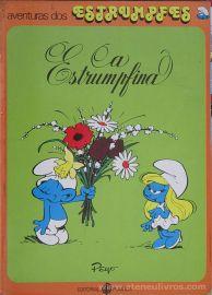 Estrumpfes - E a Estrumpfina «€5.00»