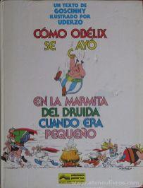 Cómo Obélix Secayo en la Marmita del Druida «€5.00»
