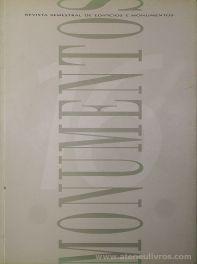 (16) - Monumentos - Revista de Edifícios e Monumentos - A Basílica da Estrela - Direcção Geral dos Edifícios e Monumentos - Ministério das Obras Publicas, Transportes e Comunicação - Lisboa - Março de 2002. Desc.[166] pág / 32 cm x 24 cm / Br. «€10.00»