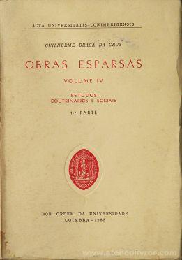 Obras Esparsas
