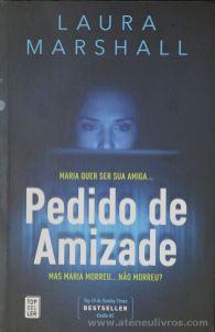 Laura Marshall - Pedido de Amizade - Best Seller - Amadora - 2018 «€10.00»