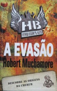 Robert Muchamore - A Evasão - Porto Editora - 2013 «€5.00»